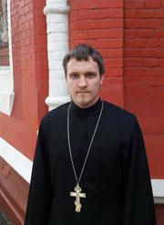 Священник Симеон Тараканов