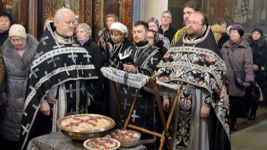 Память святого великомученика Феодора Тирона