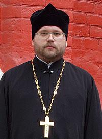 Священник Владимир Герасимов