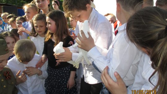 Учащиеся Воскресной школы приняли участие в трех праздничных мероприятиях