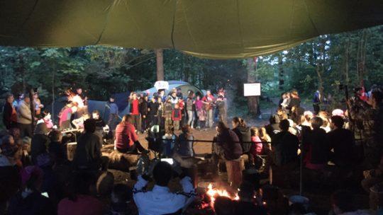 «Аксиньинцы» приняли участие в ежегодном слёте юных натуралистов
