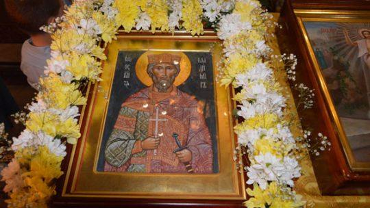 28 июля – память святого равноапостольного князя Владимира