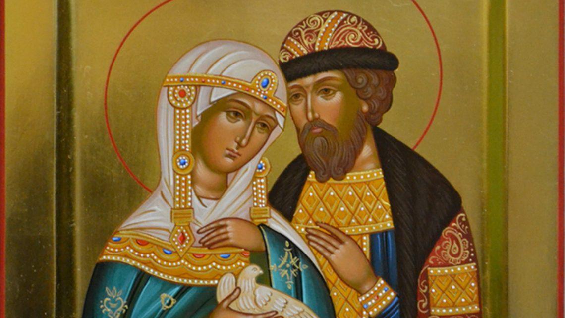 В Москву привезут мощи Петра и Февронии