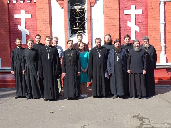 Состоялось установочное совещание методистов ОПК Северного Викариатства