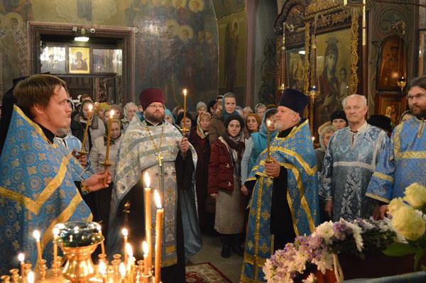 Праздник Казанской иконы Божией Матери