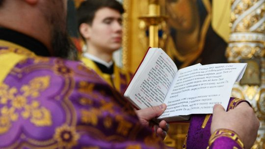 Русская Церковь усилит молитвы об избавлении от коронавируса
