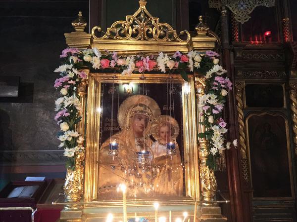 Праздник в честь иконы Божией Матери «Казанская».