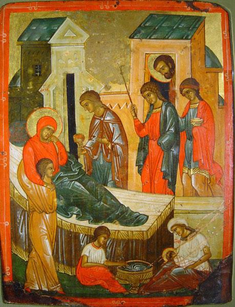 Поздравляем наших прихожан с праздником Рождества Пресвятой Богородицы!