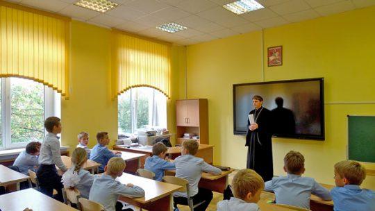 Беседа пятиклассников со священником на тему «Сквернословие»