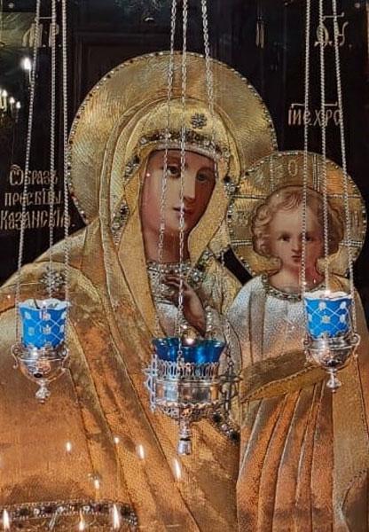 Поздравляем наших прихожан с праздником Казанской иконы Божией Матери!