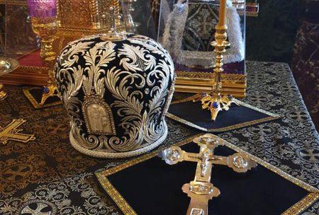Управляющий Северным викариатством г. Москвы совершил Литургию Преждеосвященных Даров